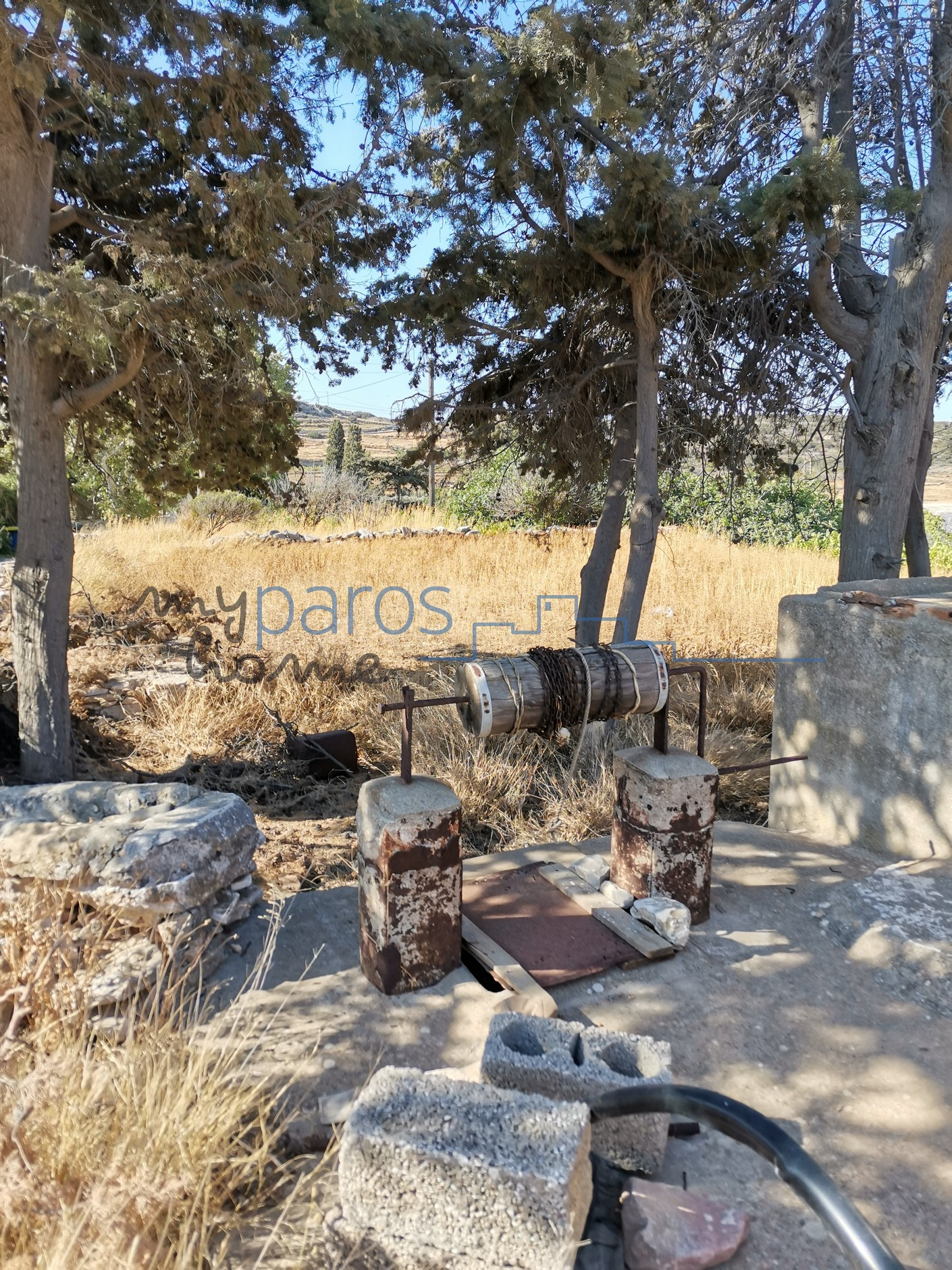 B 241 ΟΙΚΟΠΕΔΟ ΕΝΤΟΣ ΟΙΚΙΣΜΟΥ ΣΤΗΝ ΘΕΣΗ ''ΚΑΜΠΟΣ' ΑΓΚΑΙΡΙΑ ΠΑΡΟΥ'_3